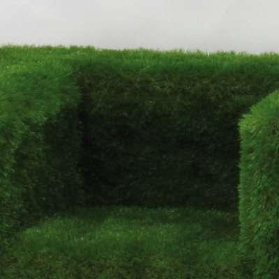 Poltrona in erba sintetica